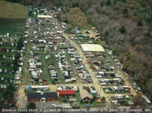 To rent space at the Brimfield Show, please contact the field owners directly