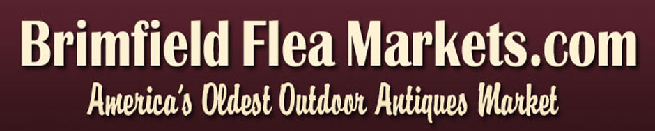 Brimfield Antique Flea Markets 2014