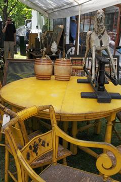Brimfield Antiques Flea Market