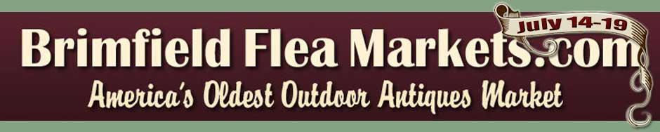 Brimfield Antique Flea Markets 2015