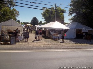 Brimfield Shopping – the truth about finding specific dealers or specialty merchandise