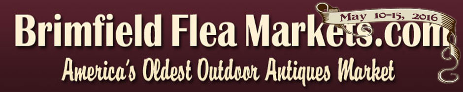 Brimfield Antique Flea Markets 2016