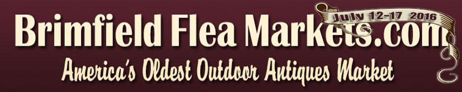 Brimfield Antique Flea Markets 2016