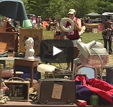 Video - July 2016 Brimfield Antique Show