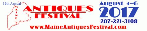 Maine Antiques Festival - 2017