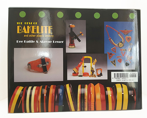 The Best of Bakelite and Other Plastic Jewelry