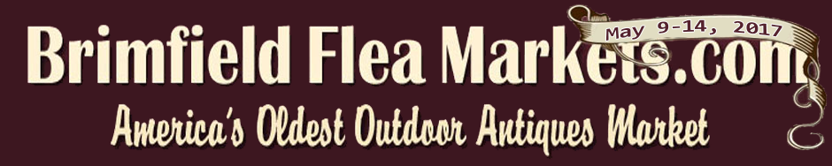 Brimfield Antique Flea Markets 2017