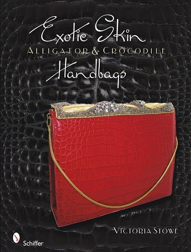 Exotic Skin: Alligator and Crocodile Handbags Hardcover