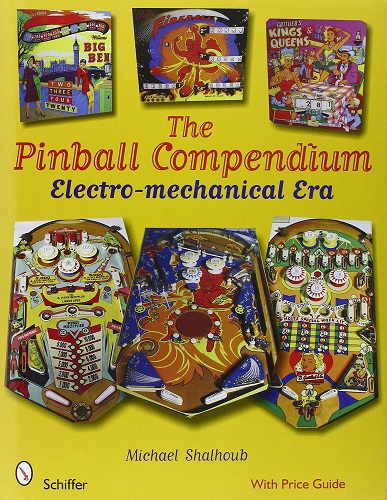 Pinball Compendium: The Electro-Mechanical Era