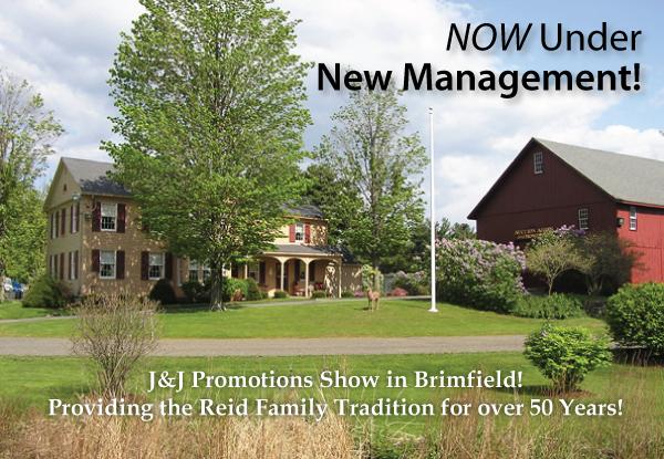J&J Promotions - New Management