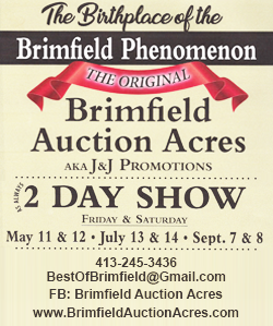 Brimfield Auction Acres