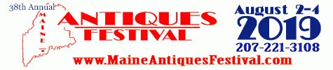 Maine Antiques Festival - 2019
