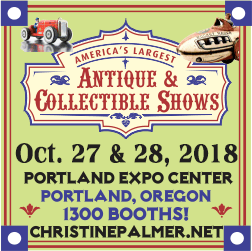 Christine Palmer - Portland Expo Center - October 2018