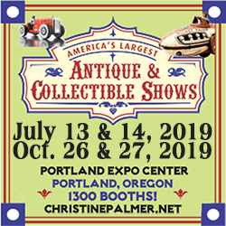 Christine Palmer - Portland Expo Center - 2019