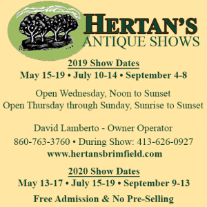 Hertans Antique Shows
