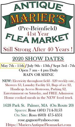 Mariers Antique Flea Market