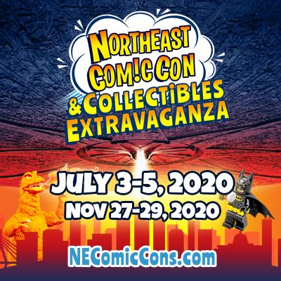 NorthEast ComicCon and Collectibles Extravaganza 2020