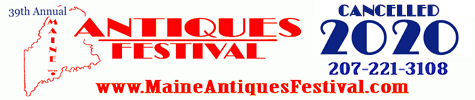 Maine Antiques Festival - 2020