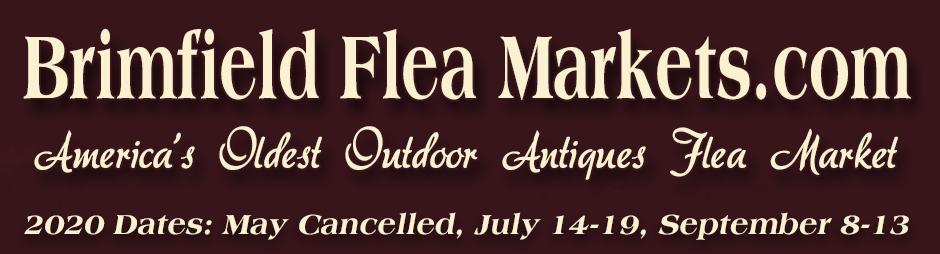 Brimfield Antique Flea Markets 2020