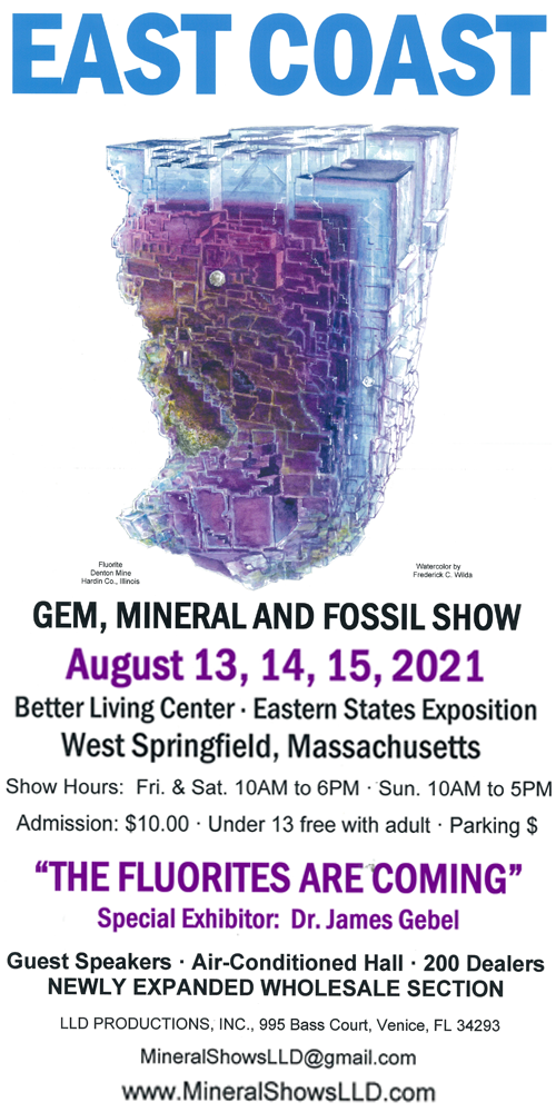 East Coast Gem, Mineral, and Fossil Show