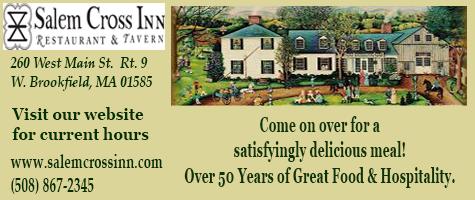 Salem Cross Inn, Restaurant & Tavern