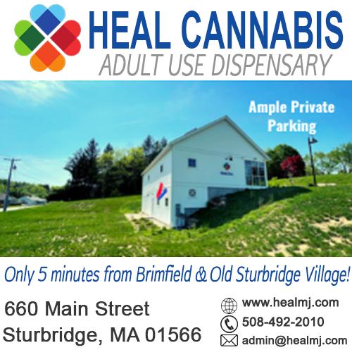 Heal Cannabis Adult Use Dispensary